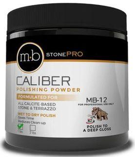 MB Stone Care MB-12 Polishing Powder for Stone