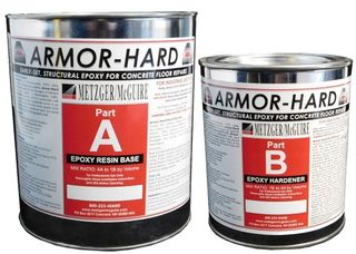 ARMOR-HARD EARLY SET STD GRAY STRUCTURAL EPOXY KIT W/ AGG