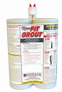 RAPID REFLOOR PIT GROUT 1500ML CART., AGREEABLE GRAY
