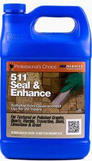 Miracle Sealants 511 Seal And Enhance Gallon