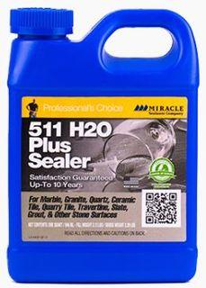 Miracle Sealants 511 H2O Plus, Quart