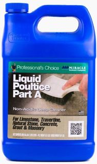 Miracle Sealants Liquid Poultice Part A and B, 1 Gallon each