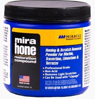 MIRA HONE 5 LB. CONTAINER MIRACLE SEALANTS