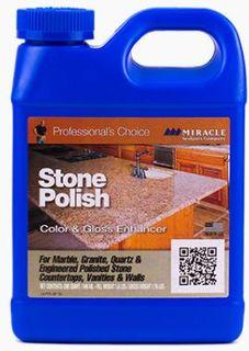 Miracle Sealants Stone Polish Quart
