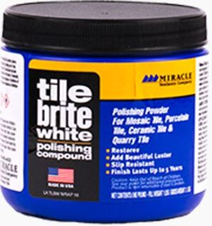 Miracle SealantsTile Brite, White