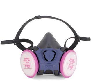 Moldex 7000 Pre-Assembled Half Mask Respirator with P100 Medium