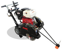 "PA1813HS CONCRETE SAW 13 HP HONDA W/18"" BLADE GUARD"