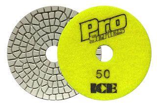 "Pro Series Ice Wet Polishing Pads 4"""