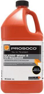 Prosoco Slx 100 Oil & Water Repellent 1Gallon