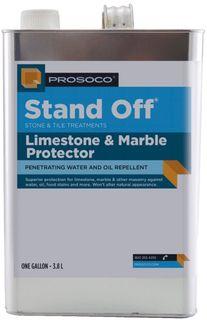Prosoco Standoff Limestone And Marble Protector, 1 Gallon