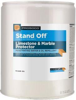 Prosoco Standoff Limestone And Marble Protector, 5 Gallon