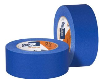Shurtape CP-27 Blue Masking Tape
