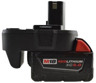Surebonder Glue Gun Battery Adapter for Milwaukee 18V