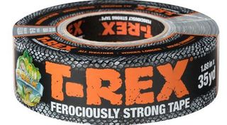 T-Rex Duct Tape 48mm X 35 yds Black 17 MIL