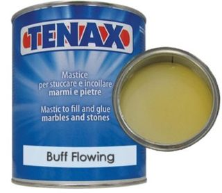 Tenax Buff Flowing Polyester Adhesive 1 Liter