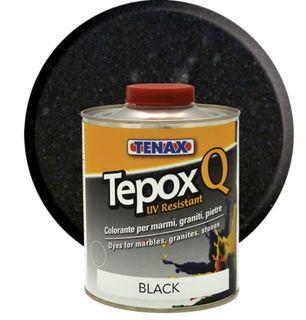Tenax Tepox Q Ager Tint Black 250ml