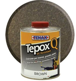 Tenax Tepox Q Ager Tint Brown 250ml