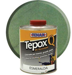 Tenax Tepox Q Ager Tint Esmeralda Green 250ml