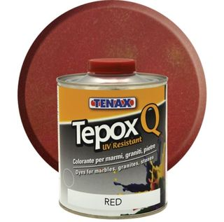 Tenax Tepox Q Ager Tint Red 250ml