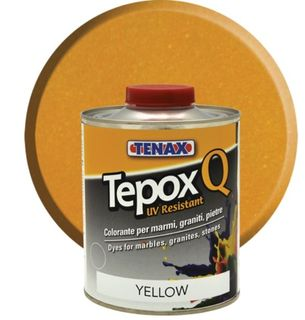 Tenax Tepox Q Ager Tint Yellow 250ml