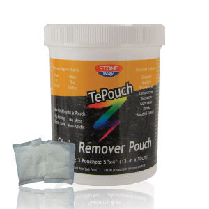 TePouch Stain Remover Poultice Pouch 3/set