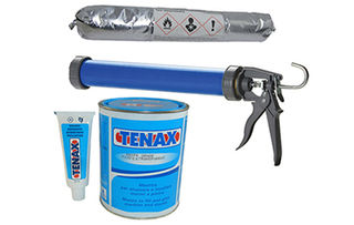 Tenax Transparent Tixo Knife Grade Adhesives