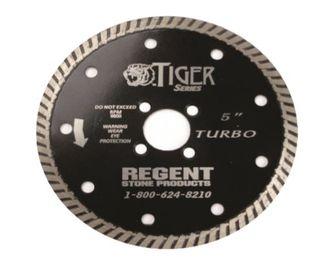 """Tiger Economy Turbo Diamond Dry Blade, 5"""""""