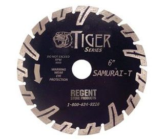 Tiger Series Samurai T Blades