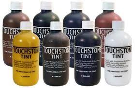 Touchstone Liquid Color Tints, 8 Oz Bottles