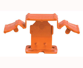 "TUSCAN SEAMCLIP TRUSPACE ORANGE 1/16"" BOX OF 150"