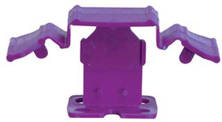 "TUSCAN SEAMCLIP TRUSPACE PURPLE 3/16"" BOX OF 150"