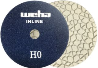 "WEHA INLINE QRS PAD 5"" STEP 0"