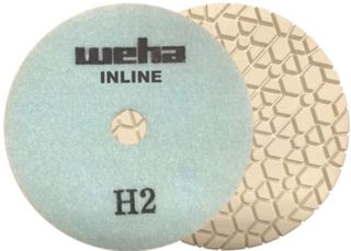 "WEHA INLINE QRS PAD 5"" STEP 2"