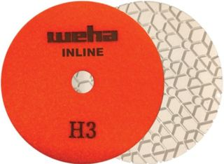 "WEHA INLINE QRS PAD 5"" STEP 3"