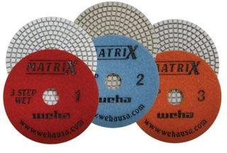 Weha Matrix 3-Step Wet, Step 1