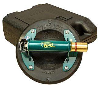 """Wood's Power Grip Metal Handle Vacuum Cup 8"""""""