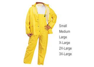 Regent Yellow 3 Piece Rainsuit