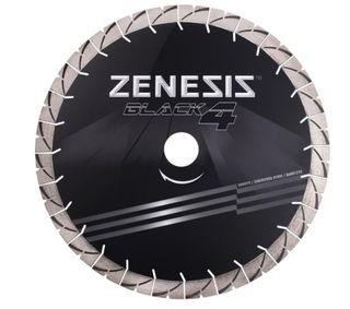 Zenesis Black 4 Bridge Saw Blade