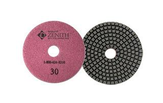 30-Grit Zenith Wet Polishing Pad