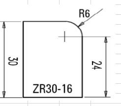 ZR30-16 r6 80mm