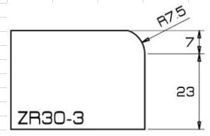 ZR30-2 r10 93mm